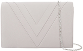 Accessorize Milly Satin Envelope Clutch Bag