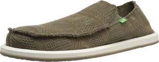 Sanuk Men's YEW-Knit Loafer