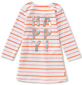 Joules Baby/Little Girls 12 Months-3T Kaye Happy Striped Dress