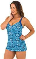 Zoggs Craftwork Wrap Swimdress