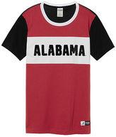 PINK University Of Alabama Long Sleeve V-Neck Campus Tee