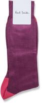 Paul Smith Plain Flitz Sock