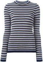 MiH Jeans 'Moonstone' striped jumper