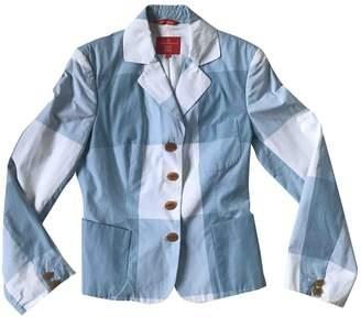 Vivienne Westwood Blue Cotton Jackets