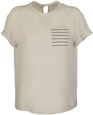 Brunello Cucinelli Short Sleeve T-Shirt