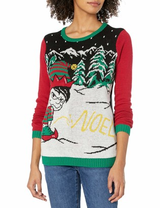 Ugly Christmas Sweater Company Junior's Pullover