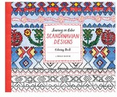 Chronicle Books 'Journey In Color: Scandinavian Designs' Coloring Book