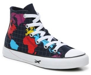 Converse Chuck Taylor All Star Map 2V High-Top Sneaker - Kids'