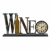 Asstd National Brand Wine Wall Clock