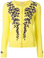 P.A.R.O.S.H. beaded floral cardigan