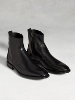 John Varvatos Traveler Zip Boot