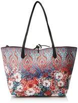 Desigual Women's Bols_capri Freya U Shoulder Handbag