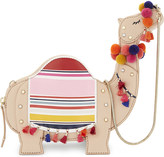 Kate Spade Camel leather cross-body bag