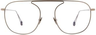 AHLEM Place Danvers Antique Gold Glasses