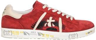 Premiata Suede Sneakers