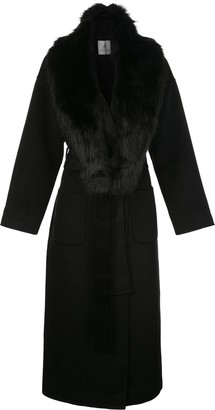 Anine Bing Ruth double-breasted coat