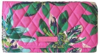 Vera Bradley Tropical Paradise Wallet-Crossbody