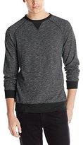 Threads 4 Thought Men's Terry Crew Neck Sweatshirt