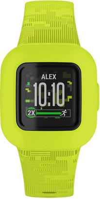 Garmin VivoFit JR3 Activity Tracker - Camo Green
