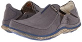 Cushe Surf Slipper Drive Canvas (Charcoal) - Footwear