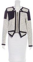 ICB Tweed Asymmetrical Jacket