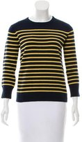 Kule Striped Cashmere Sweater w/ Tags