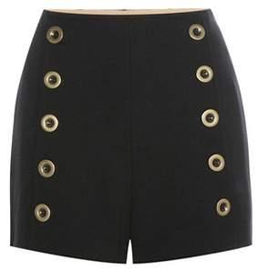 Chloé Virgin wool shorts