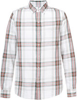 Michael Bastian checked shirt