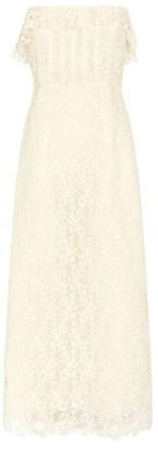Brock Collection Quadrilogia Strapless Pencil Dress