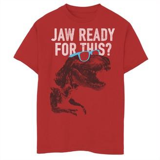 Fifth Sun Boys 8-20 Jaw Ready Rex Graphic Tee