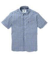 Lambretta Multi Gingham Shirt Long