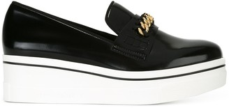 Stella McCartney Binx Falabella loafers