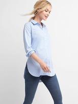 Gap Maternity tailored oxford shirt