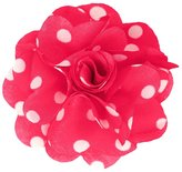 Vittorio Vico Men's Polka Dot Lapel Flower Pin