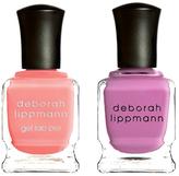 Deborah Lippmann She Bop & Happy Days Set (0.5 OZ)