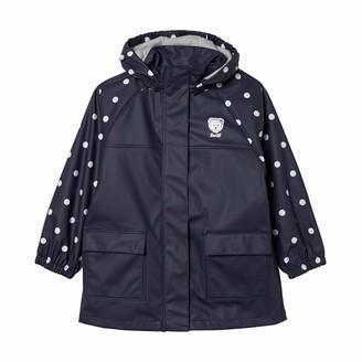 Steiff Girl's Regenmantel Raglan Waterproof Jacket