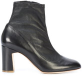 Rupert Sanderson fitted ankle boots