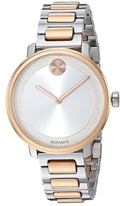 Movado Bold - 3600504 (Two-Tone) Dress Watches