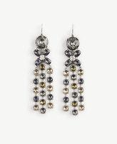 Ann Taylor Crystal Statement Earrings