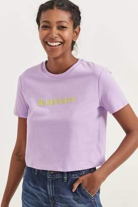 Ardene Heatwave Crop T-shirt