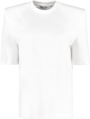 ATTICO Cotton Crew-neck T-shirt