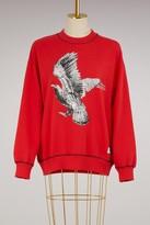 Kenzo Cotton Eagle sweatshirt