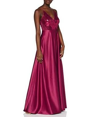 Vera Mont VM Women's 80/4522 Party Dress,6 (Size: )
