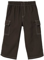 City Threads Soft Lightweight Twill Cargo Pant - Dark Cocoa-4