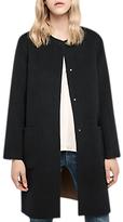 Gerard Darel Garnier Wool Jacket, Blue