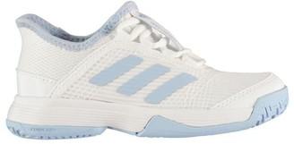 adidas Adizero Club Tennis Shoes Child Girls