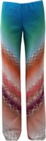 Missoni Pull-On Abstract Pant