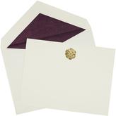 Mrs. John L. Strong Gold Rosette Notes- Set of 12