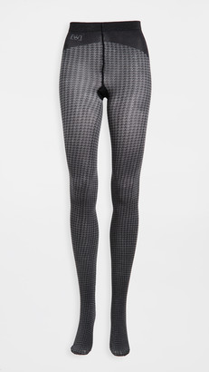 Wolford Reese Stay Up Tights