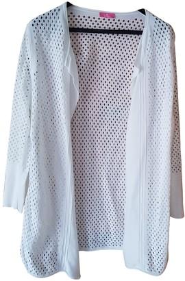 Basler White Cotton Knitwear for Women